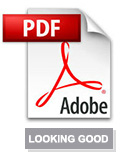 Download our Looking Good List in PDF format
