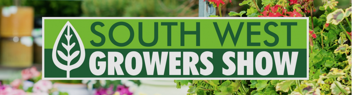 Logo banner for the South West Growers Show 2016